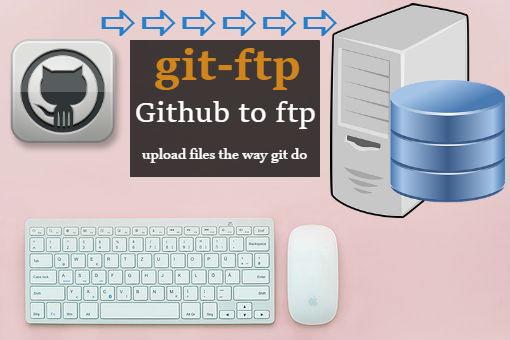 install git-ftp on window