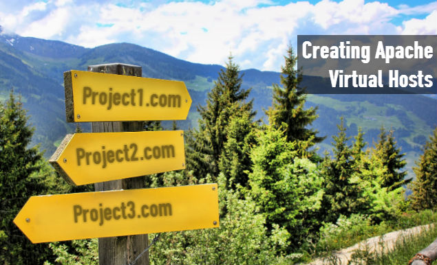 creating virtual hosts